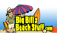 Big Bills Beach Stuff